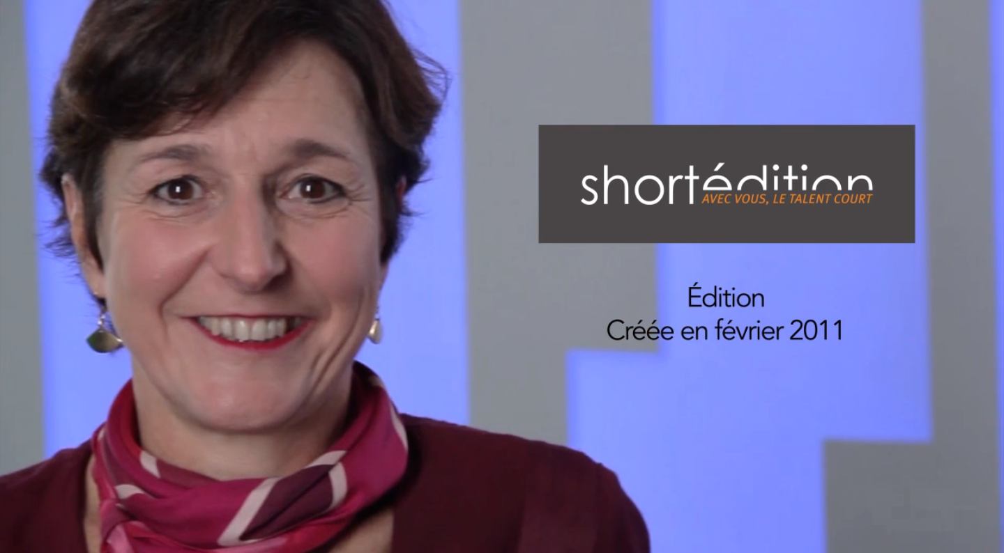 Short Edition dans la short list...