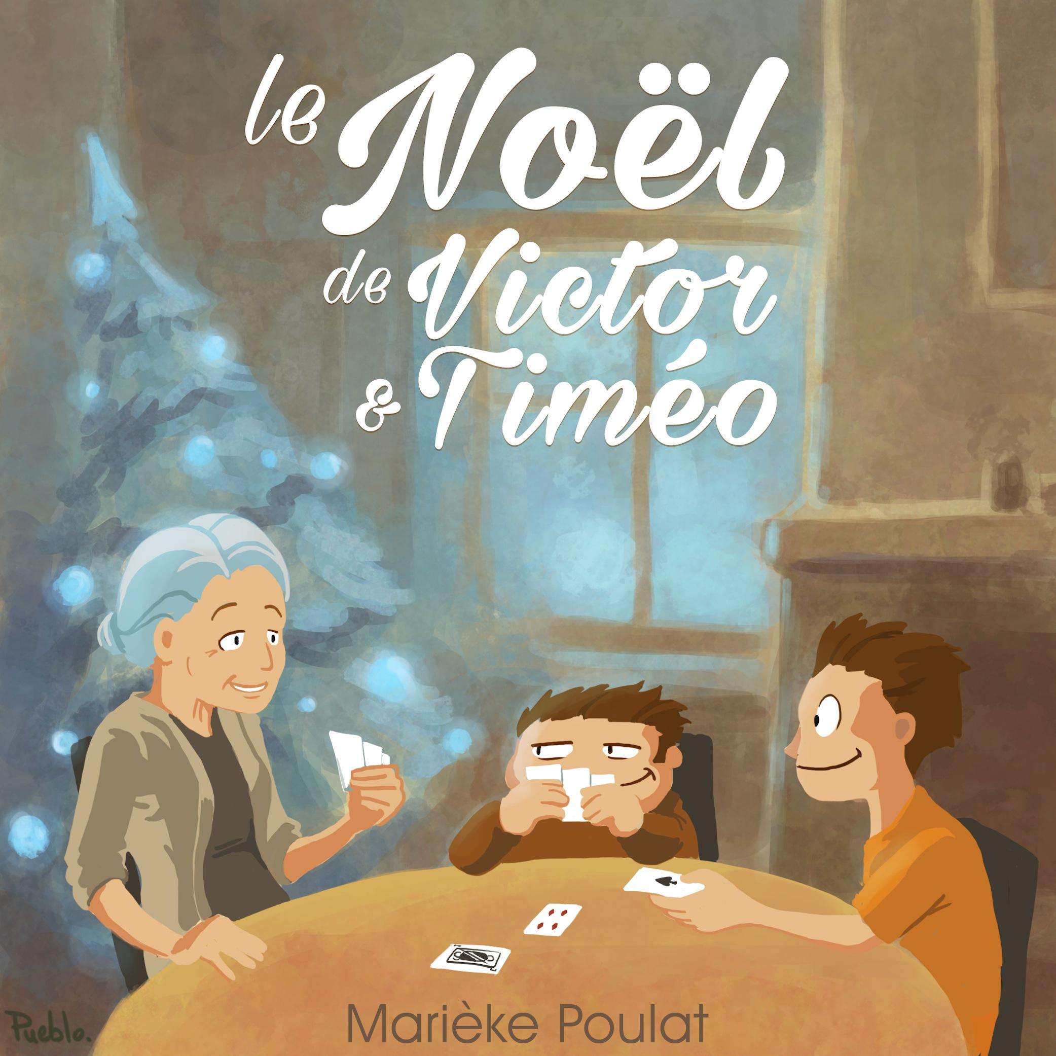 Le Noël de Victor et Timéo
