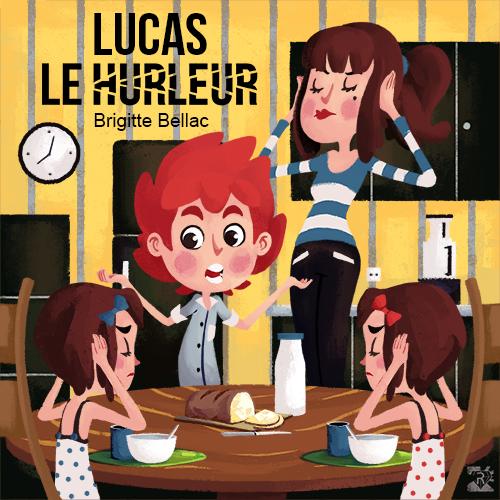 Lucas le hurleur