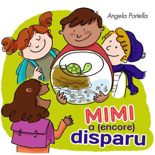 Mimi a (encore) disparu !