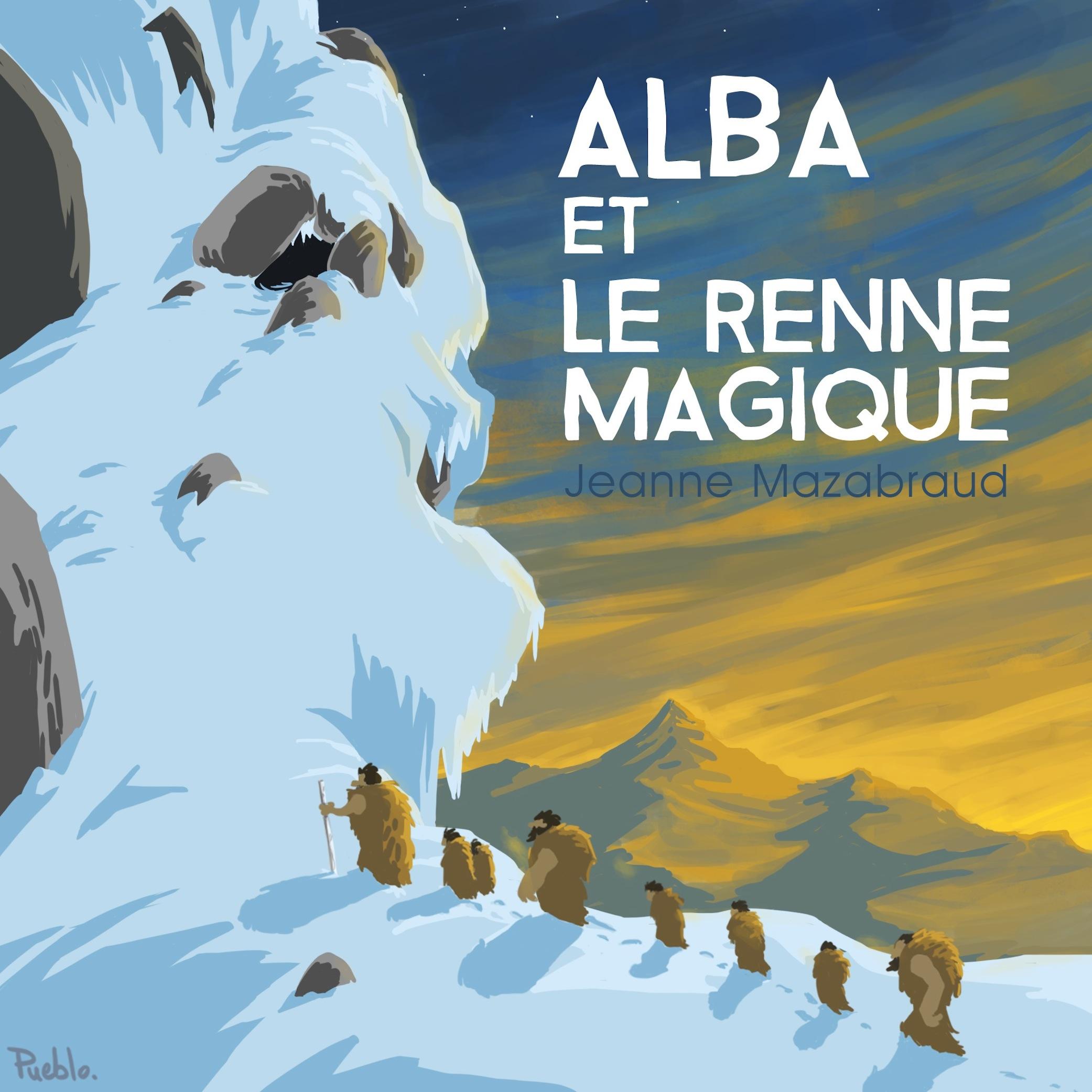 Image de Alba et le renne magique