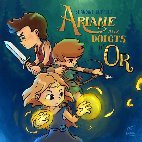 Image de Ariane aux doigts d'or