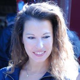 Portrait Aurélie Godefroy