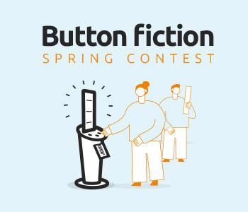 Button Fiction Winners Dispenser