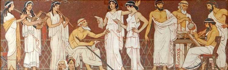 Classique de la littérature courte : Grèce et Rome antiques ...