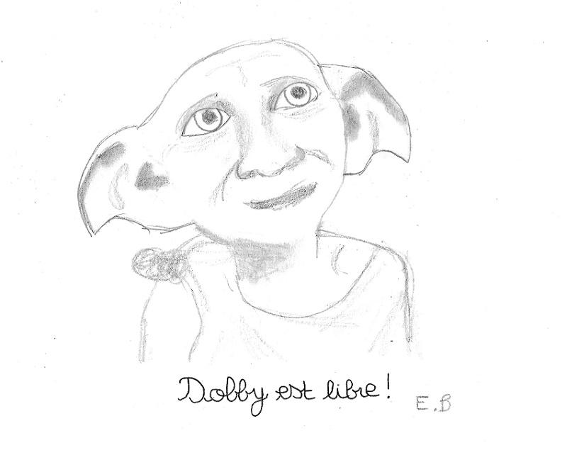 L'œuvre Dobby par l'auteur Elise, disponible en ligne ...