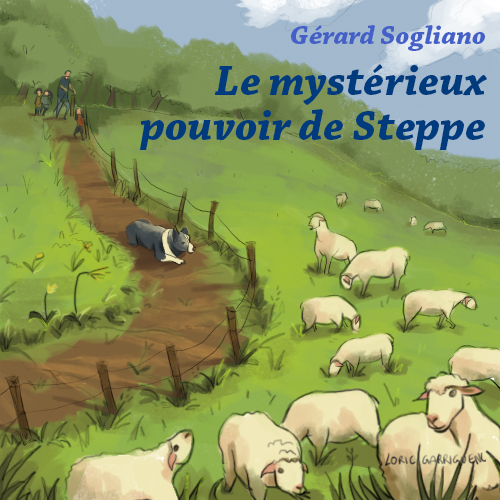 Image de Le mystérieux pouvoir de Steppe