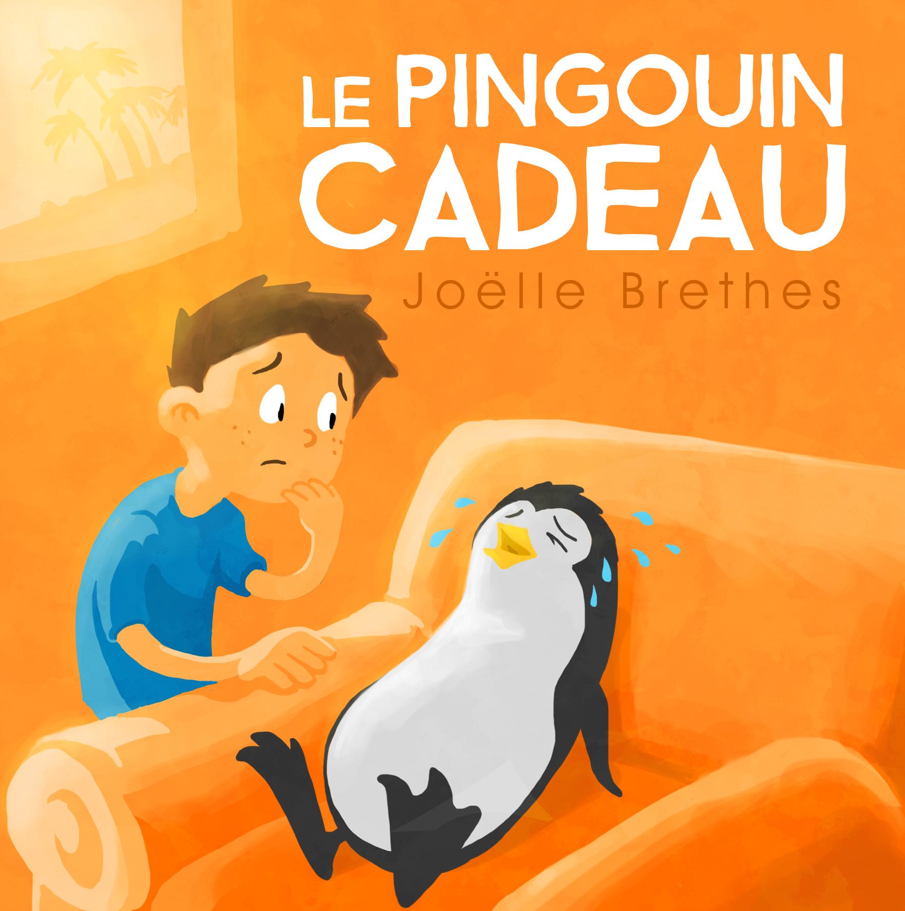 Image de Le pingouin cadeau