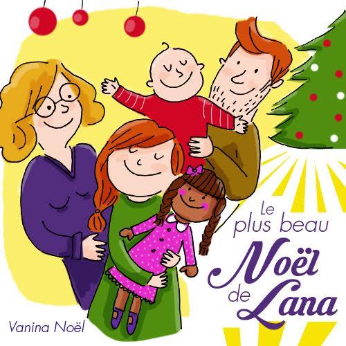 Image de Le plus beau Noël de Lana