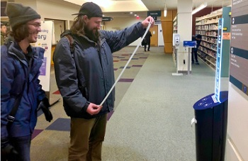 Libraries' new regional short story dispensers double Penn State writers' reach