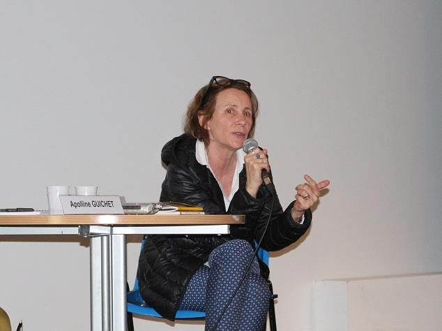 master class Marie Desplechin