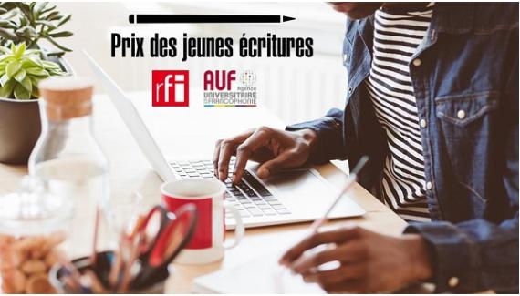 Image de RFI et l'AUF lancent le prix Jeunes écritures