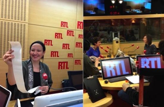 Image de Quand la littérature courte s'invite dans l'espace public - Isabelle Pleplé est l'invitée économique de RTL Grand Soir.