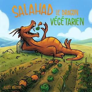 Image de Salahad, le dragon végétarien