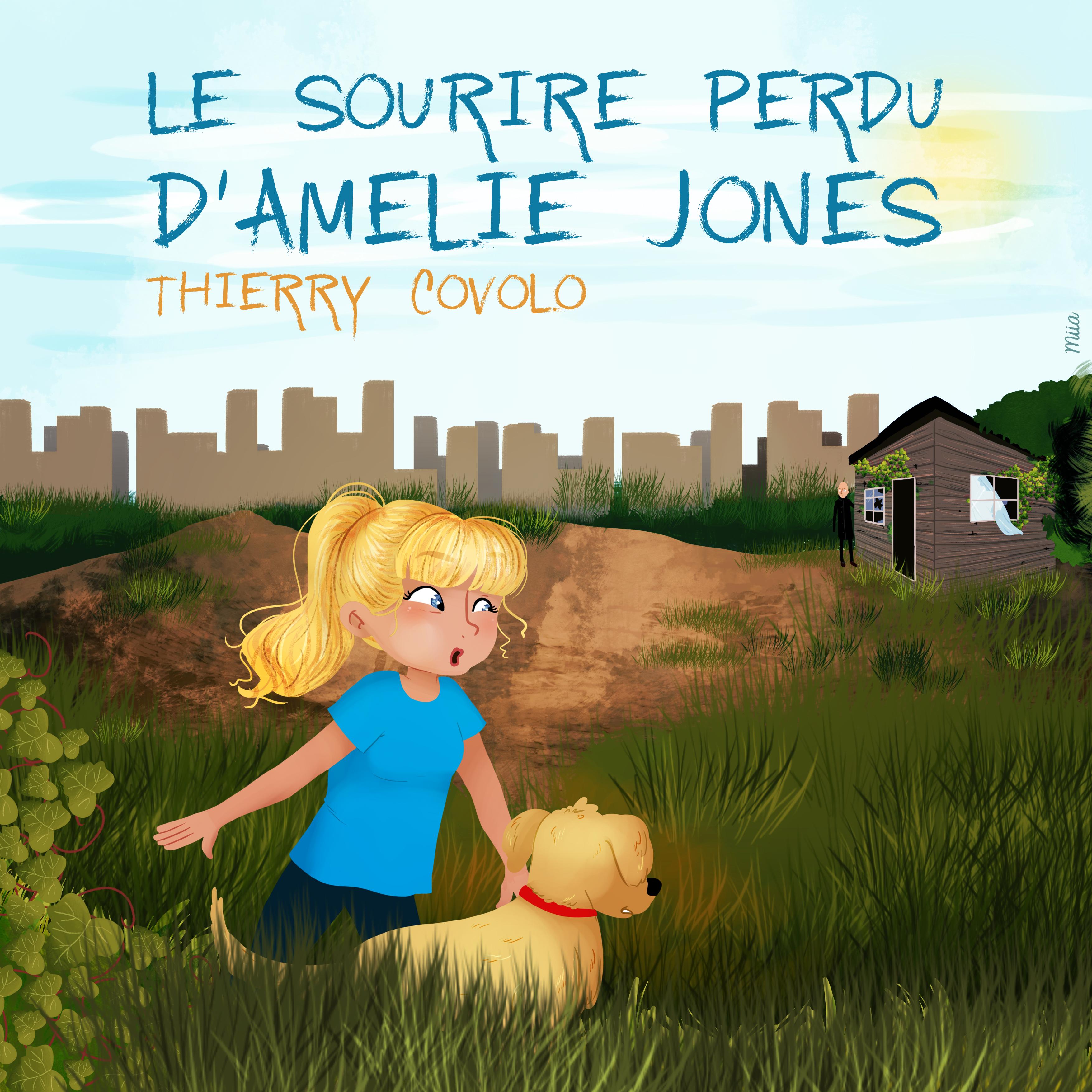 Image de Le sourire perdu d'Amélie Jones (2)