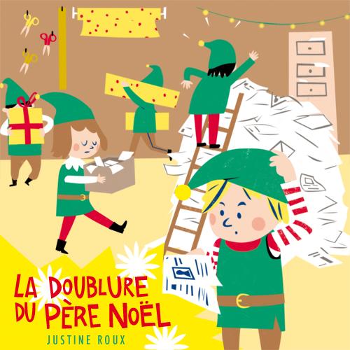 Image de La doublure du Père Noël
