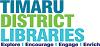 Logo Timaru Public Library