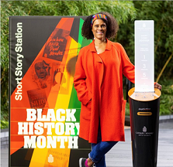 Image de [UK] Black British Authors of the Future to be Published in Free 'Short Story Stations' Throughout Black History Month – 04.10.21