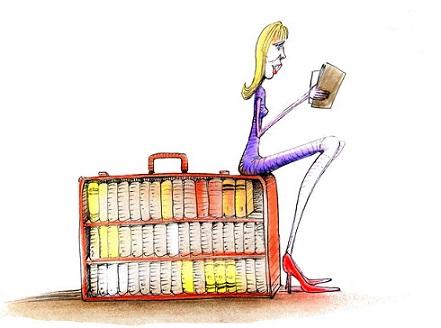 Image de Vu des Etats-Unis. Il n'y a que les Français pour réinventer la littérature !